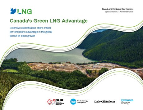 Canada's Green LNG Advantage - Special Report 2