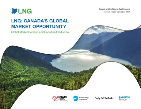 LNG: Canada's Global Market Opportunity - Special Report 1