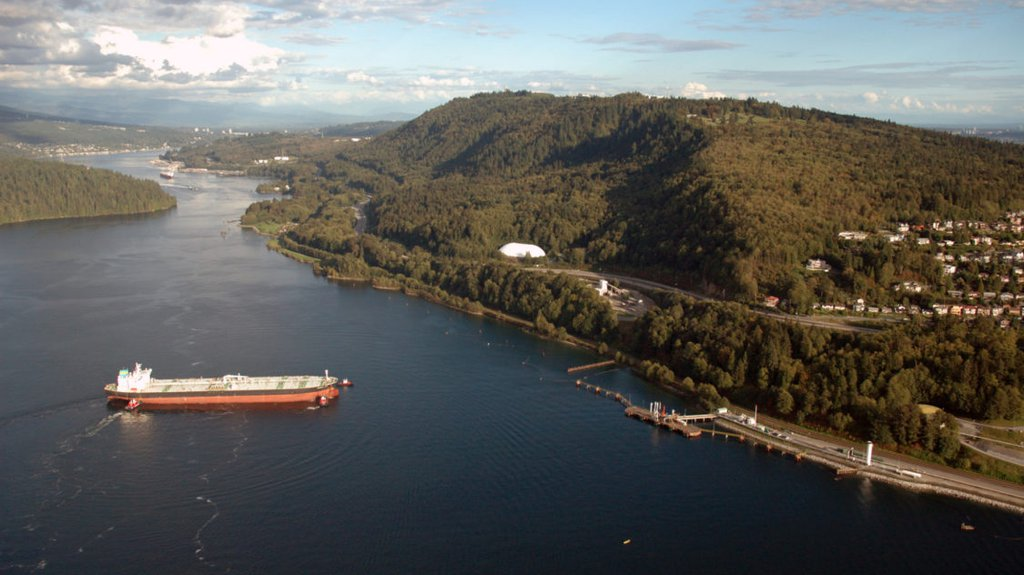 Court Says B.C. Can't Restrict Oil Shipments