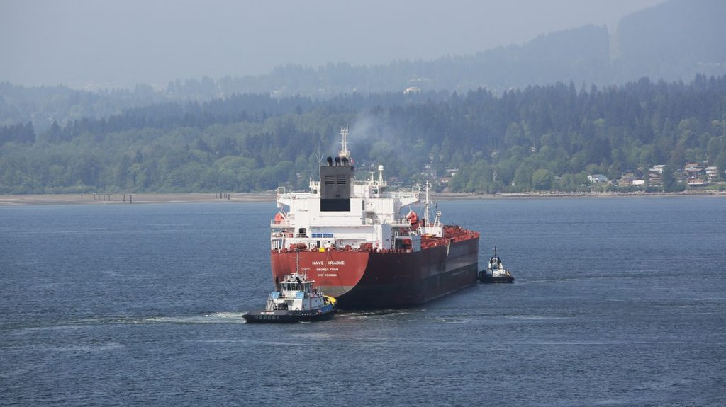 "Marine Shipping ""Safe And Low Risk,"" Alberta Argues In Trans Mountain Proceeding"