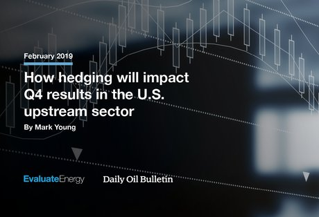 How hedging will impact Q4 results in the U.S. upstream sector