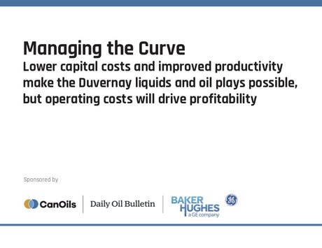 Duvernay Report: Managing the Curve