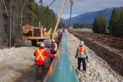 Project Reconciliation Ready To Take Trans Mountain Ownership Stake Proposal To Morneau